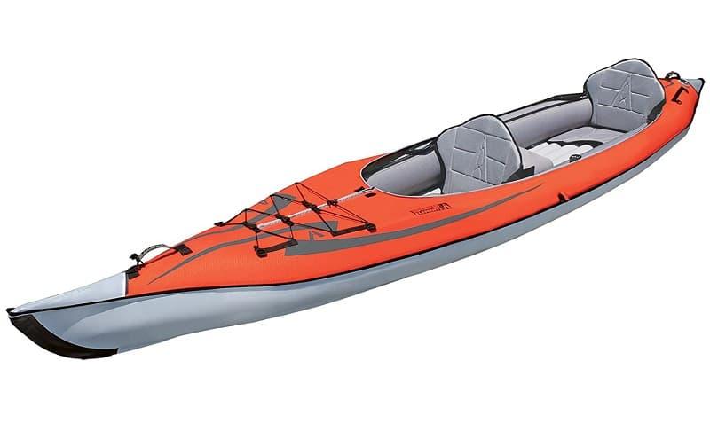 Advanced Elements ae1007-r AdvancedFrame K2 kayakteka