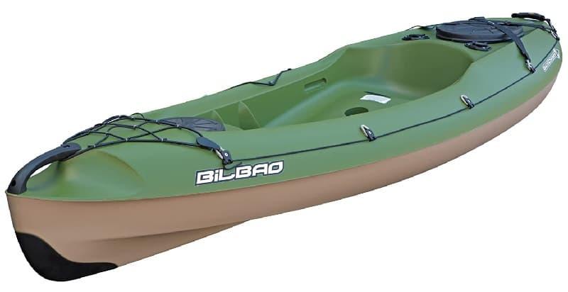 BIC SPORT Bilbao Canoa rígida para pesca kayakteka