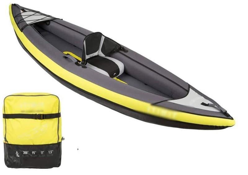 BZLLW Kayak Inflable K1 kayakteka