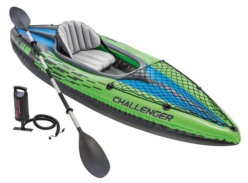 Intex 68305NP - Kayak hinchable Challenger K1 kayakteka