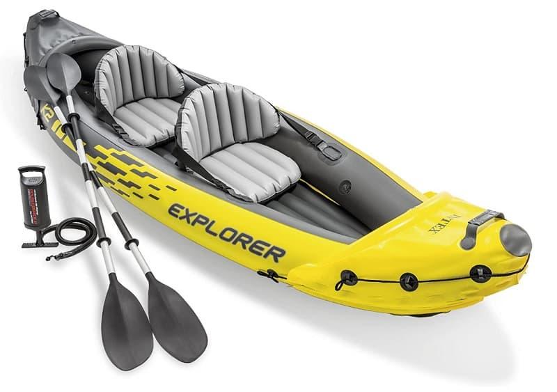 Intex Explorer K2 Kayak kayakteka