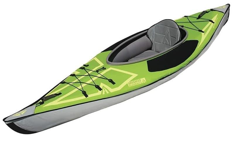 Kayak Inflable 1 Persona K1 kayakteka