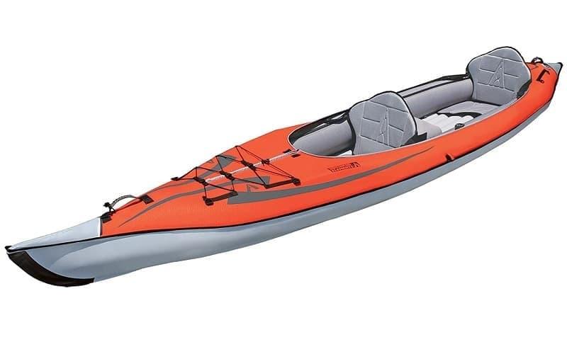 Kayak Inflable 2 Personas K2 kayakteka