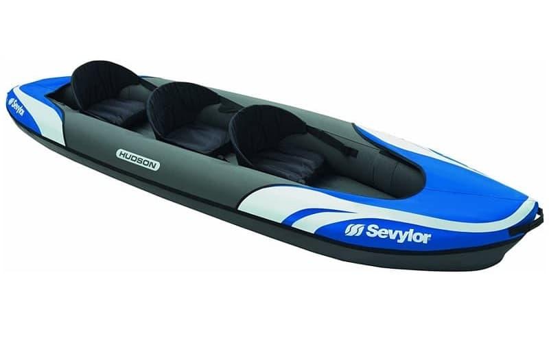Kayak Inflable 3 Personas K3 kayakteka
