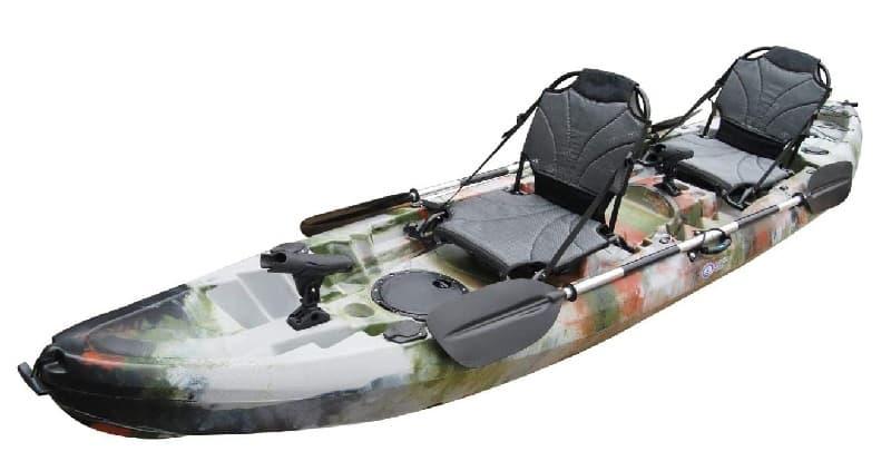 Kayak de pesca Cambridge Kayaks ES kayakteka