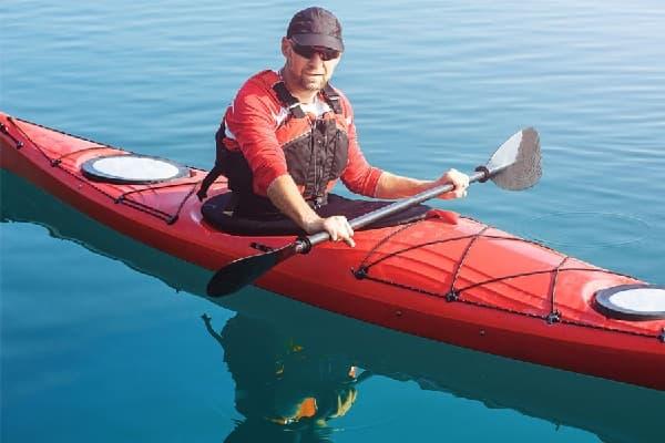 Kayak sit in