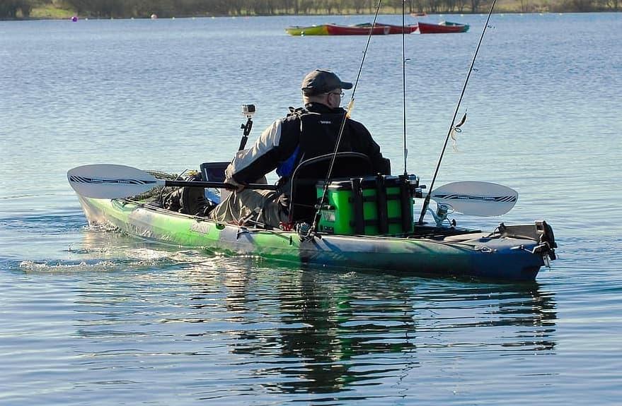 Pesca curricán kayakteka