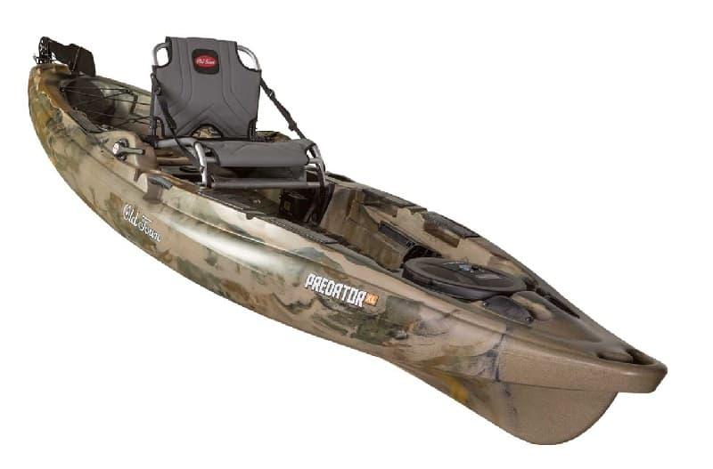 Predator XL Old Town kayak pesca kayakteka
