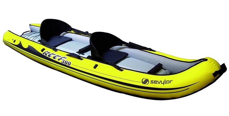 SEVYLOR Sit on Top Reef(TM) K2 kayakteka