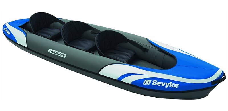 Sevylor Hudson Kayak Hinchable K3 kayakteka